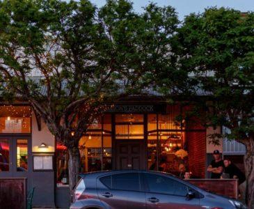 Mosman Park Restaurant Exterior