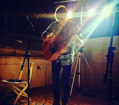 Live Music Every Sunday: Evan Walsh from 5pm