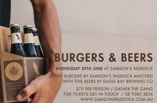 Eagle Bay Beer & Burger