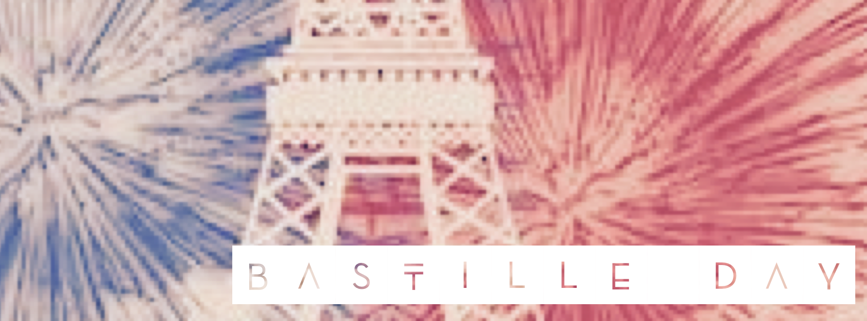 Bastille Day Event Header