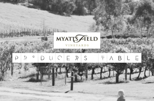 Producer's Table with Myattesfield Winery