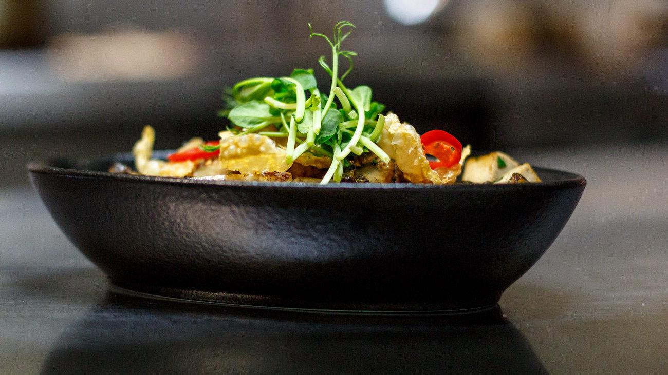 Samson's Paddock Dish
